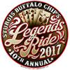 Hollywood and Motorcycle Celebrities Come Out for Buffalo Chip®'s 10th Anniversary Legends Ride® to Benefit Charities