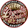 "Paul Teutul Jr. Unveils Buffalo Chip® Legends Ride® Custom on Discovery's ""American Chopper"""