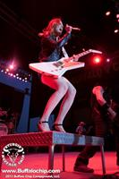 Click to view album: 4onthefloor / Halestorm / ZZ Top