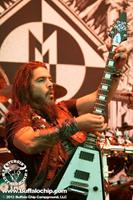 Click to view album: Machine Head / Mastodon - Rob Zombie