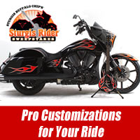 Ness Motorcycles Builder Shares Customization Ideas