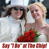 Sturgis Rally Destination Weddings at The Chip