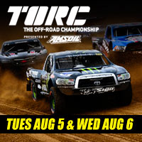 TORC Off-Road Racing Joins Sturgis Rally Event Lineup
