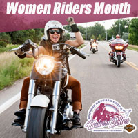 Women Riders Achieve Amazing Feats Together