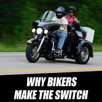 Why Bikers Make the Switch – 8 Triker Love Stories - The