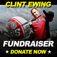 Clint Ewing Feels High Cost of Motorcycle Stunts