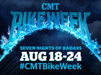 CMT Bike Week Highlights Motorcycle Stunts and Sturgis Concerts
