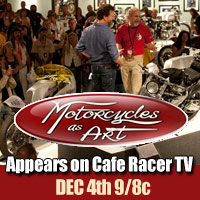 Premier Sturgis Rally Art Exhibit Footage Airs on Velocity