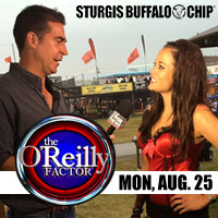 Watters' World Gives Inside Look at Sturgis Rally