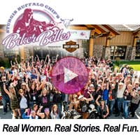 Commemorate the Men and Women Riders of the 2013 Biker Belles