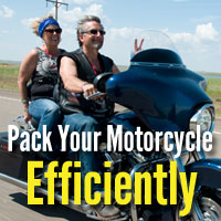 Learn the Most Efficient Way to Pack with These 8 Motorcycle