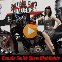 Motorcycle Mentorship Program travels to Donnie Smith Bike Show