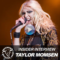 Taylor Momsen of the Pretty Reckless Rocks the Sturgis Rally