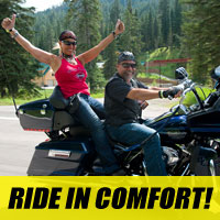 Cruise in Comfort with these Riding Gear and Parts Suggestions