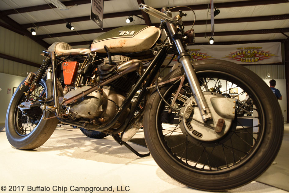 2017 Motorcycles As Art Exhibit, Old Iron – Young Blood ... on