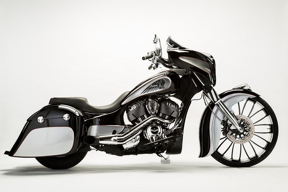 The Ultimate Guide To Custom Motorcycles Built For The Sturgis