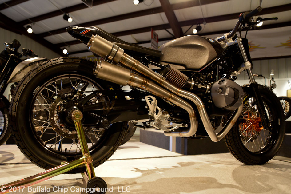 2017 Motorcycles As Art Exhibit, Old Iron – Young Blood, Takes