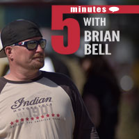 Brian Bell interview reveals Buffalo Chip flat track details