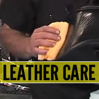 Leather Care Tips from the Experts at Fix My Hog