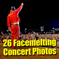 These 26 concert photos capture the 9 nights of unforgettable parties that took place during the Sturgis Buffalo Chip® 35th anniversary celebration in 2016