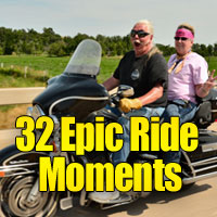 Go for a ride and relive the Chip's signature Sturgis Rides