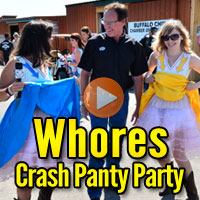 See what happens when Reformed Whores run wild at the Sturgis Buffalo Chip