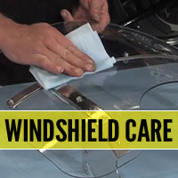 Motorcycle Windshield Cleaning and Maintenance Tips that Improve Appearance and Extend Lifespan