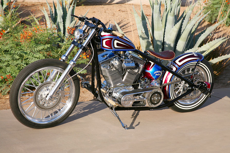 The Ultimate Guide To Custom Motorcycles Built For The