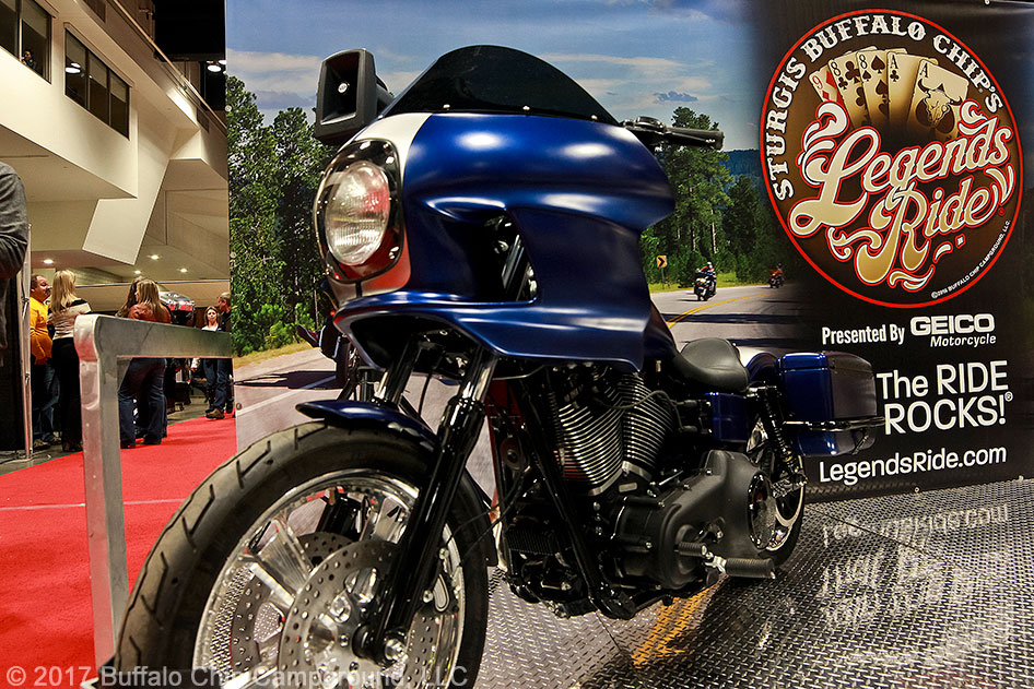 The ultimate guide to custom motorcycles built for the sturgis in honor of the 10th anniversary of the sturgis buffalo chips legends ride ss cycle has tweaked a 2017 harley davidson dyna low rider into a sleek altavistaventures Image collections
