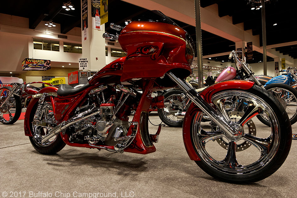 Donnie Smith Show 2017: The Coolest Custom Motorcycles and Cars
