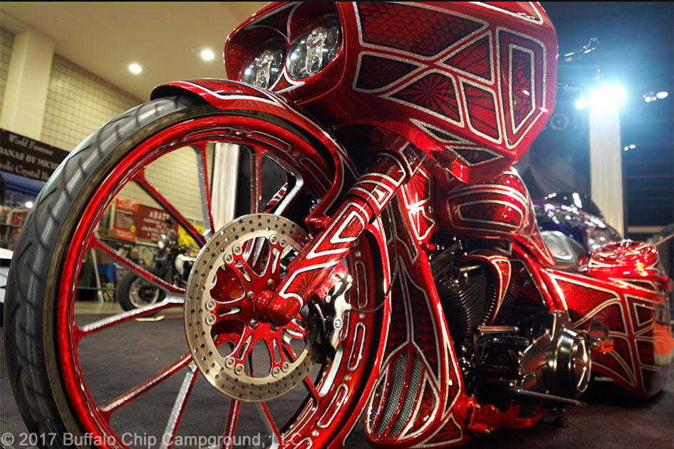 Donnie Smith Show 2017: The Coolest Custom Motorcycles and ...