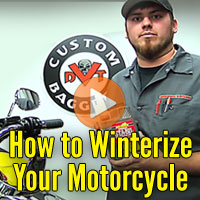 Winterizing a Motorcycle is Easy with this Simple Guide