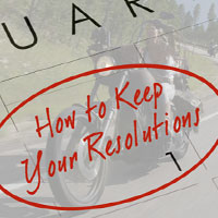 Keep Your Resolutions at the Sturgis Rally