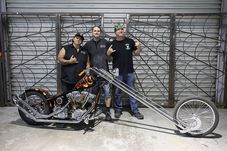 They Will Also Be Joining Actors Tom Berenger And Zahn Mcclarnon Celebrity Bike Builder Paul Teutul Jr During The Buffalo Chip S Legends Ride In