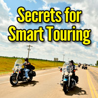 Motorcycle Touring Tips to Make Your Trip More Fun