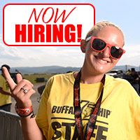 Hundreds of Sturgis Rally Jobs Available at Buffalo Chip