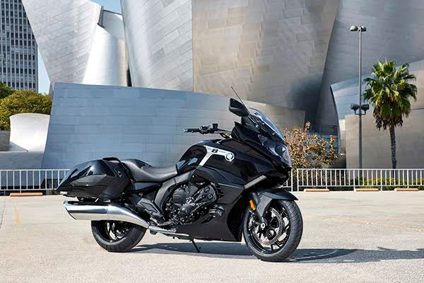 bmw to offer demo rides on new bagger exclusively at the sturgis