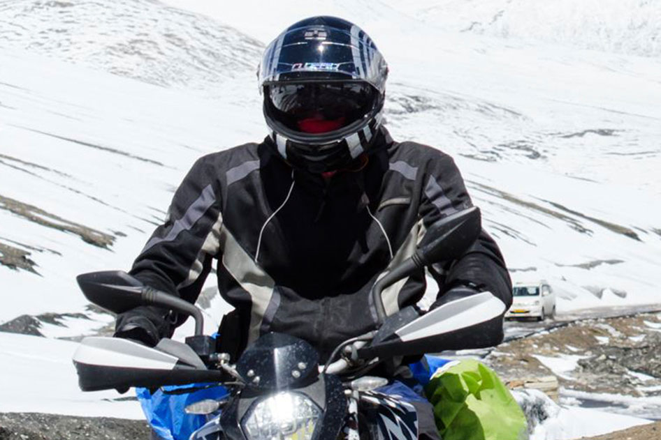 2069e6944 6 Winter Motorcycle Riding Tips - The Legendary Buffalo Chip
