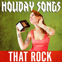 These holiday songs will rock the stockings right off your little tootsies.