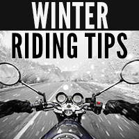 These tips for winter motorcycle riding will get you on the road when the weather gets cold.
