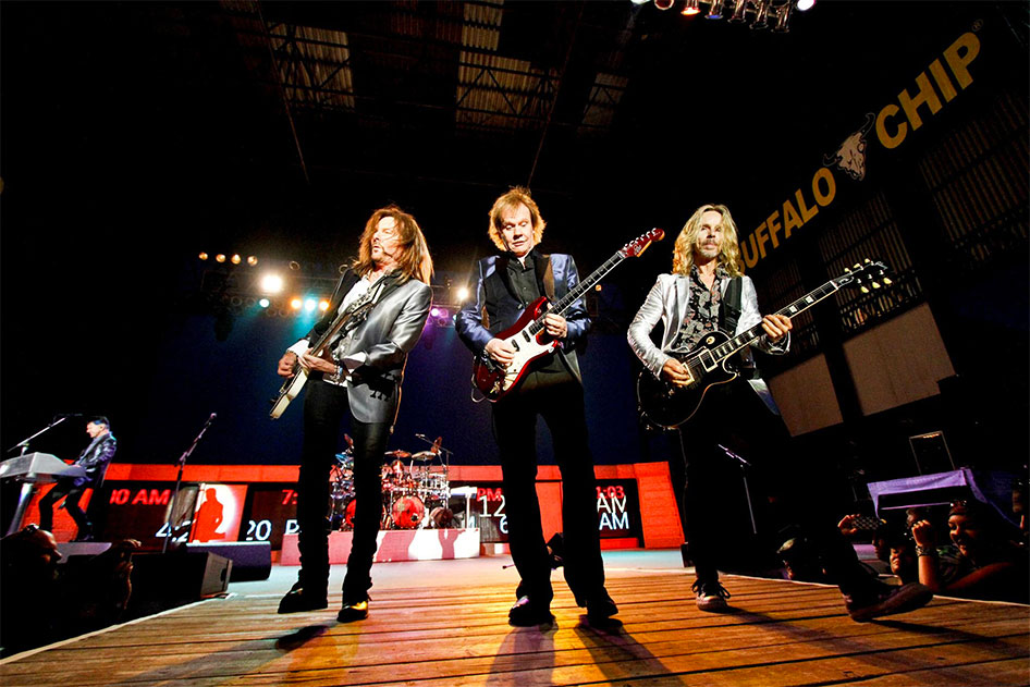 No Grand Illusion Styx Added To Growing List For Sturgis Buffalo