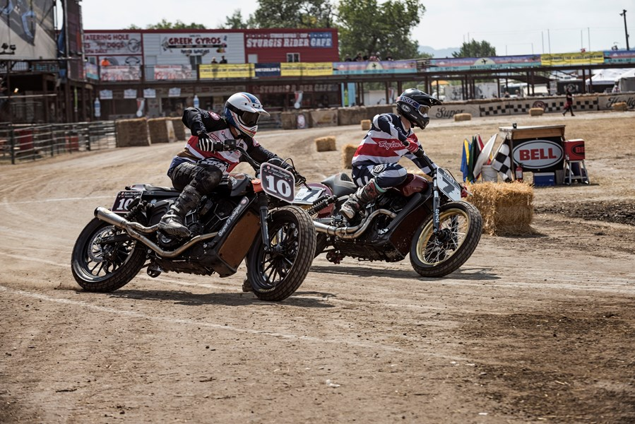 The Legendary Buffalo Chip 2017 Sturgis Rally.
