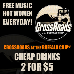 Legendary Buffalo Chip unveils CrossRoads at the Buffalo Chip