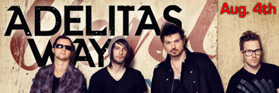 Enjoy a night of the best rock concerts in Sturgis as Adelitas Way, Shinedown and Finding Clyde crank it up at the Sturgis Buffalo Chip during the Sturgis Motorcycle Rally.