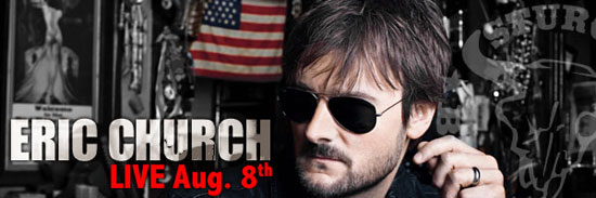 Sturgis Rally Eric Church