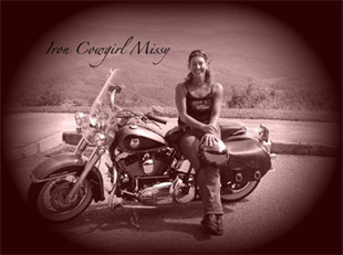 Sturgis Rally Band Iron Cowgirl Missy Returns to the 2012 Buffalo Chip
