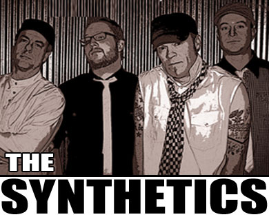 The Synthetics bring the Buffalo Chip back to the 80's with their synthesizer sound