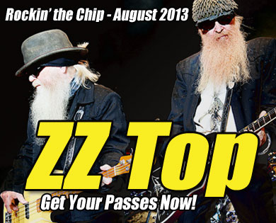 Legendary Buffalo Chip presents ZZ Top