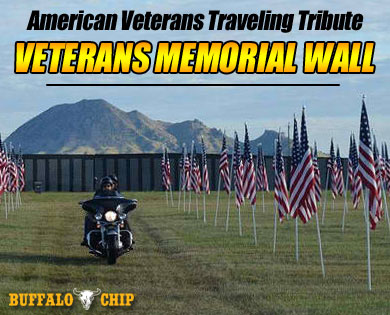 Buffalo Chip hosts AVTT and Patriot Guard Riders