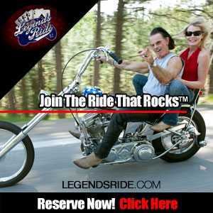 The Sturgis Legends Ride
